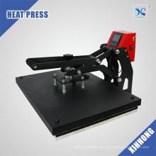 Xinhong neue Entwurf 16x24 große T-Shirt Wärmeübertragung-Drucken-Maschine