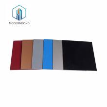 Panneau composite en aluminium pour mur-rideau extérieur