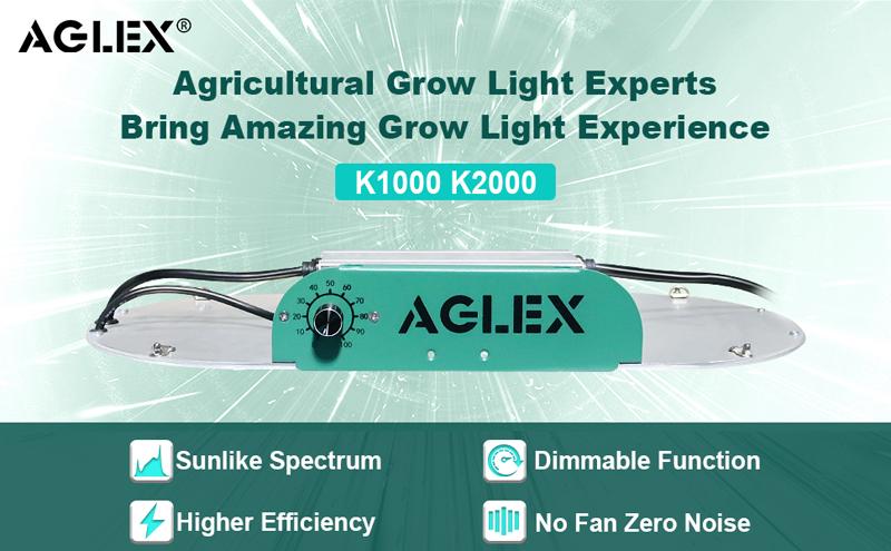 AGLEX LED Grow Light 1000w