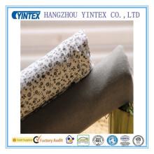Tela de algodón 100% de alta calidad y suave moda