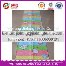 2014 новый саржа печать хлопок ткань довольно 100% хлопчатобумажной ткани хлопчатобумажной ткани рынок