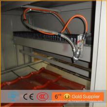 Kundenspezifische Farbe Stein beschichtete Dachziegelmaschine -JCX