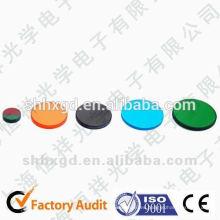 filtro óptico de color para filtro óptico filtro de paso óptico