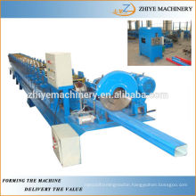 New Condition Used Gutter Roll Forming Machine