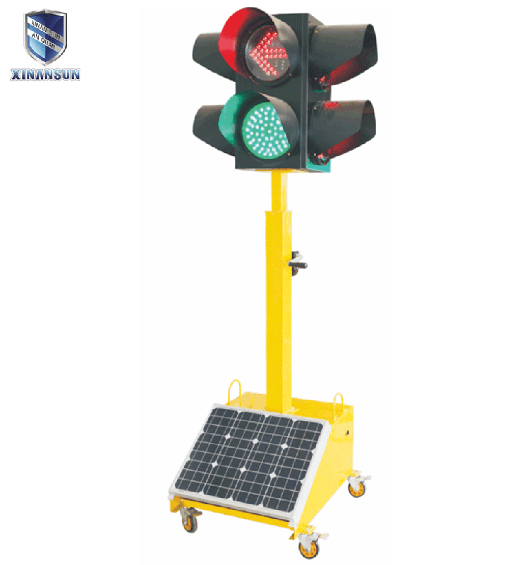 portable solar led light