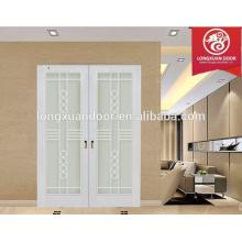 Cocina de diseño de puertas corredizas residenciales
