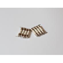 Fusible de tubo de cerámica de alta ruptura 125V / 250V 210 (H)