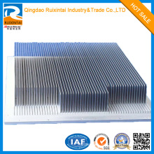 LED de aluminio Perfil de disipador de calor con certificación ISO (HS011)
