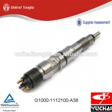 Injetor Yuchai Diesel para G1000-1112100-A38