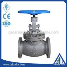 api standard a216 wcb globe valve manufacturer