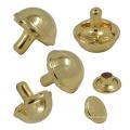 Custom Metal Snap Button Nut Handbag Rivet