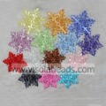 Hot Sell 65MM Colored Blossom Flower Beads