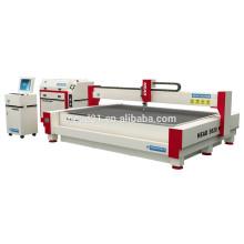 Machine de découpe abrasive cnc service de découpage jet d'eau