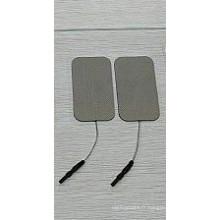 Électrode auto-adhésive 50 * 90mm pour des dizaines d'utilisation