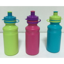 OEM 350ml PE Juice Water Bottle for Kids and Children