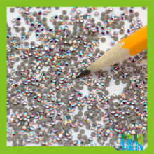 Grade A Glas Qualität Maschine Cut Crystal 144 Stück 1 Brutto Strass Chatons