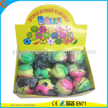 Hot Selling High Quality Hi Bouncing Bubber Ball Toy