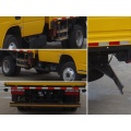 NEW Dongfeng aerial scissor boom lift safety truck