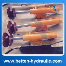 Cylindre hydraulique à double effet pour grue mobile