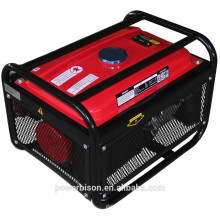 Bison manufactured gasoline generator 2500 silent honda style generator.