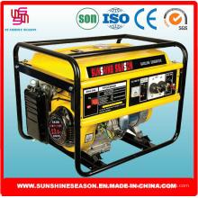 Conjunto generador de 5kw para el suministro doméstico con CE (EC12000)