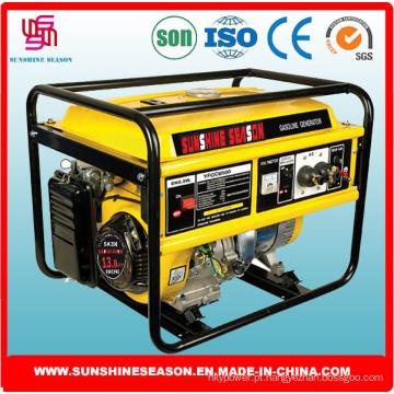 5kw gerando conjunto para abastecimento doméstico com CE (EC12000)
