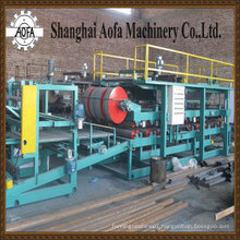 EPS and Rock Wool Production Line (AF-S980)