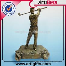 Sculpture d'art de porcelaine antique personnalisée de haute qualité à vendre