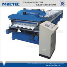 máquina de prensagem de telhado de bloqueio de costura