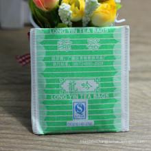 Green tea package  Customized hotel tea bags