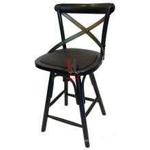 Black High Chair