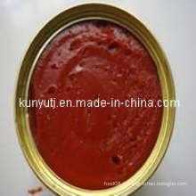 Pâte de tomate en conserve avec 800 g
