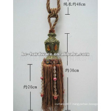 fashion knot curtain tassel