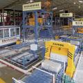 Leichtgewichtige CLC Betonschaum-Blockmaschine