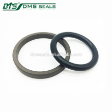 Custom PTFE Standard Hydraulic System Glyd Ring for Roller