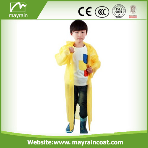 Kid PE Raincoat and Rainwear