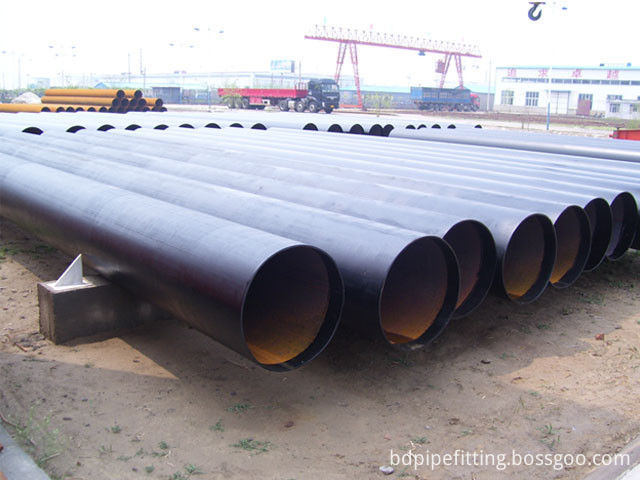 EFW CS Seamless Line Pipes