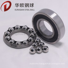 G28 G40 4.763-45mm Chrome Steel Ball for Bearings and Seat Belt
