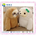 Cuddly Tree Sloth Plush Soft Toy Animal Toy for Kids
