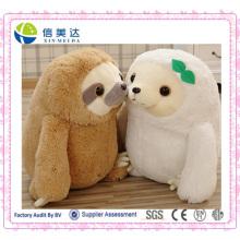 Cuddly Tree Sloth peluche suave juguete de animales de juguete para niños