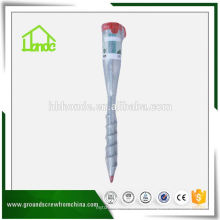 Direct From Factory Metal Ground Screw Pole Anchor