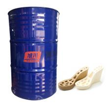 Flüssiger Polyurethanharzschaum zur Herstellung der Innensohle
