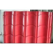 ISO9001: 2008 galvanisierte Stahlwalzmaschine