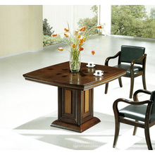 office furniture table design wooden square small meeting table