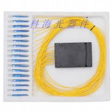 Высококачественный волоконно-оптический разделитель ПЛК для разветвителя ПЛК 1 * 16