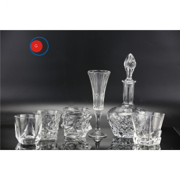 Whisky Tequila Brandy Spirit liqueur verre Shot Set