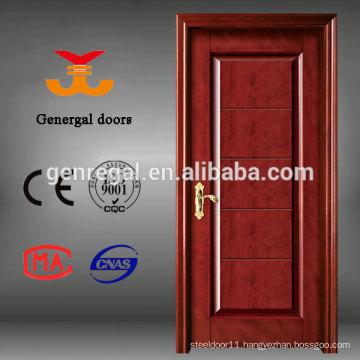 CE painted surface finishing oak veneer door