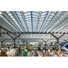 China Transparente Dachziegel Hersteller