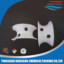 PVC da fonte da fábrica de China, PP, anel de selas super plástico de PVDF Intalox