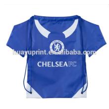 O estilo novo do t-shirt do estilo ventila o saco das sapatas do cordão da aptidão